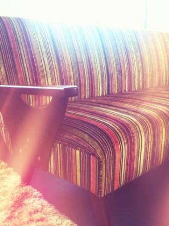 custom retro divan